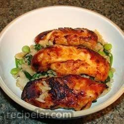 BBQ Miso Chicken