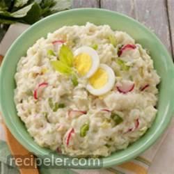 Bea's Mashed Potato Salad