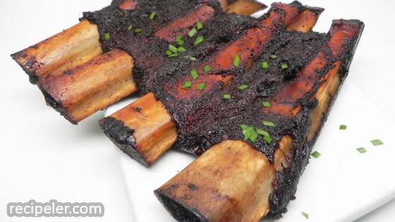 Beef Crack (Flanken-Style Short Ribs)