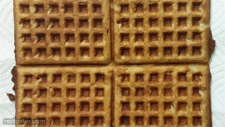 beer batter waffles