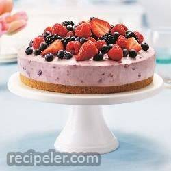 Berry Bliss Cheesecake