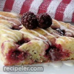 Berry Good Coffee Cake