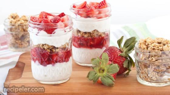 Berry Punch Parfaits