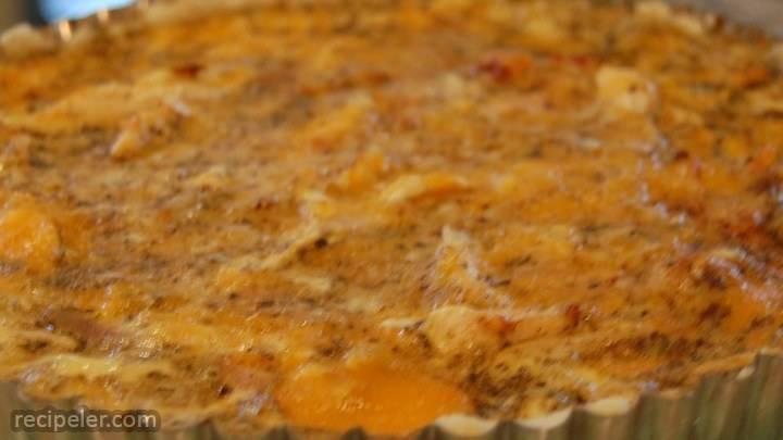 best chicken quiche