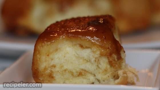 Best Ever Caramel Rolls