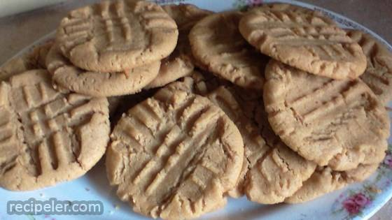 Best Peanut Butter Cookies Ever