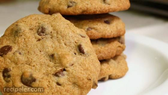 best whole wheat chocolate chippers