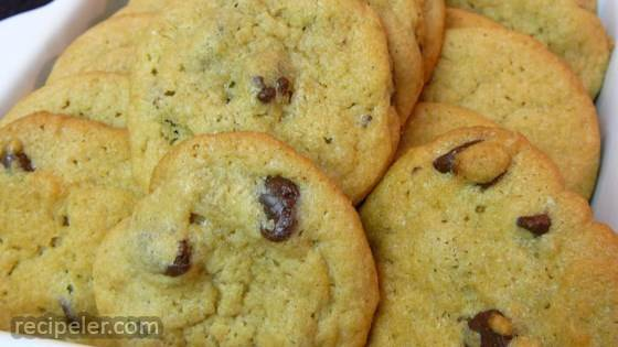 beth's chocolate chip cookies