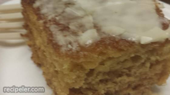 Betty's Pineapple Cake