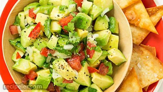 Big-Time Avocado Salsa