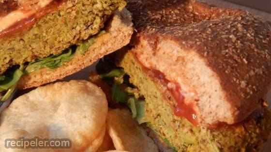 Black Bean and Soy Veggie Burgers