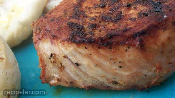 Blackened Tuna