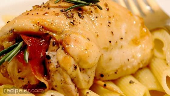 blissful rosemary chicken