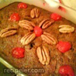 boiled fruitcake