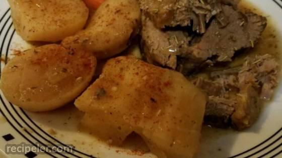 Boliche (Cuban Pot Roast)