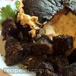 bread pot fondue