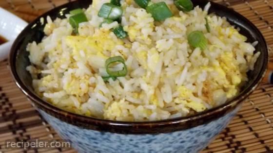 Breakfast Rice from Japan
