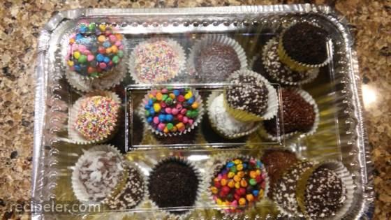 Brigadeiro Chocolate Delights