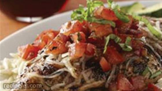 Bruschetta Chicken