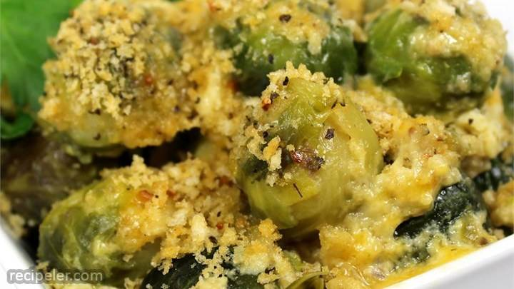 brussels sprouts bake