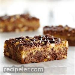 Buckeye Cookie Bars
