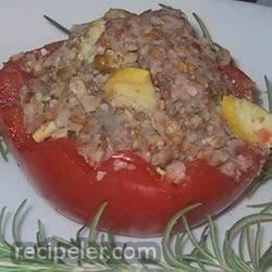 Buckwheat and Summer Squash Salad