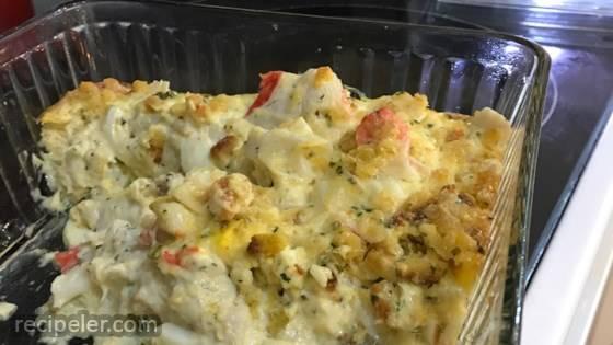 Bunch's Crab Casserole
