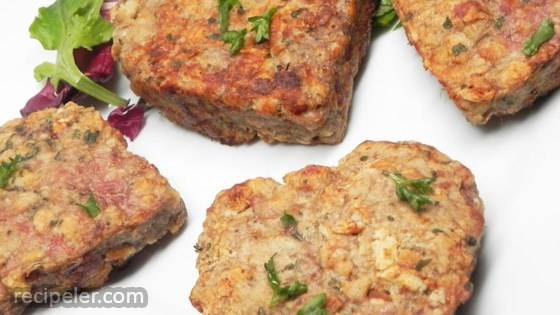 Buttermilk Turkey Meatloaf Muffins