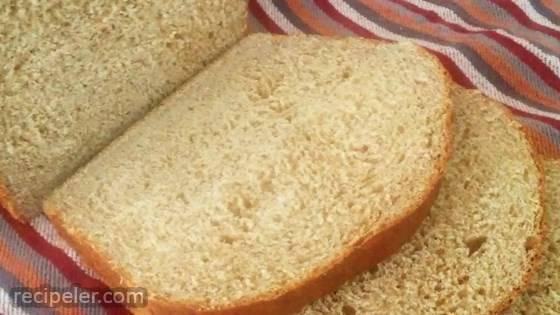 Buttermilk Whole Wheat Bread