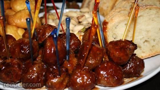 cajun appetizer meatballs