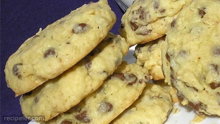 cake mix cookies v