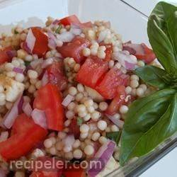 Caprese Couscous Salad