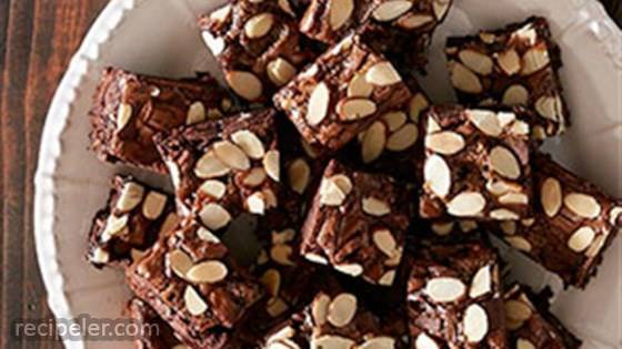 Caramel Chunk Brownies
