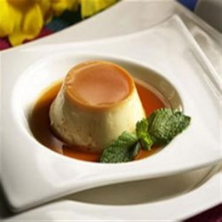caramel flans from eagle brand®