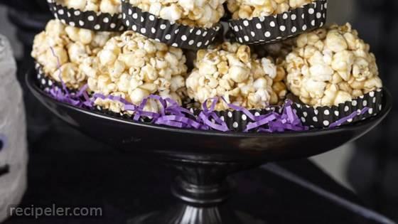 Grandpa's Popcorn Balls Recipe — Dishmaps