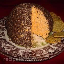 Caraway Cheese Ball