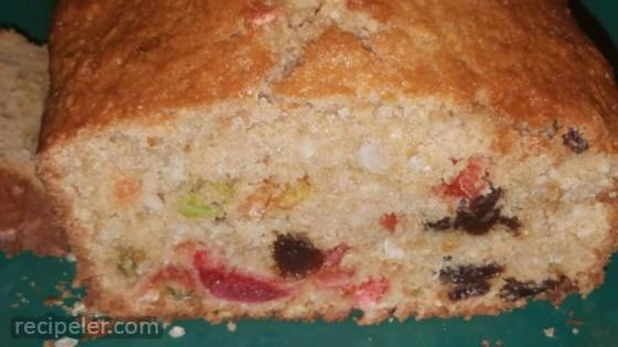 Caribbean Coconut Bread