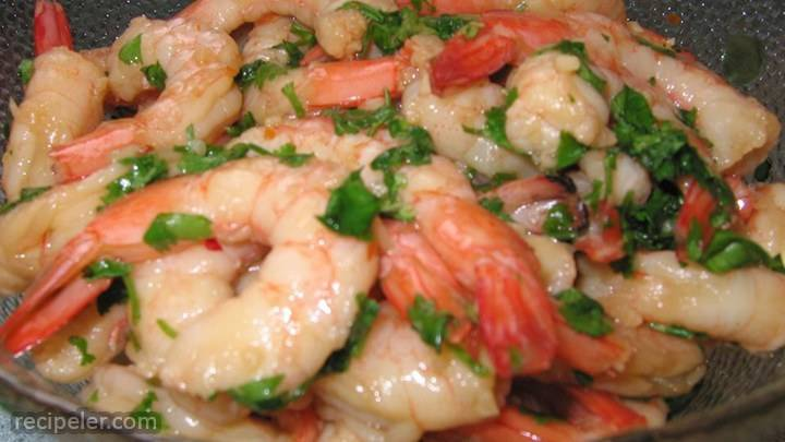 caribbean holiday shrimp