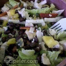 Caribbean-Style Chicken Salad