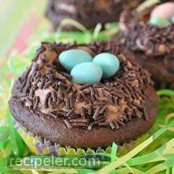 Carlee's Celebrate Spring Cupcakes