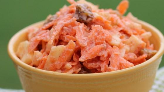 Carrot-raisin Salad (bunny Salad)
