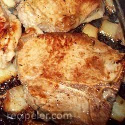 Cassandra's Yummy Lamb Chops