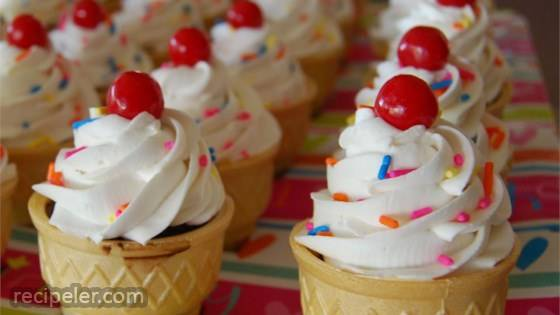ce Cream Cone Treats