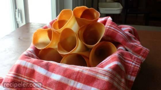 ce Cream Cones