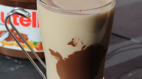 Ced Almond Milk Nutella® Latte