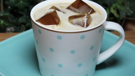 ced cappuccino - low-carb alternative