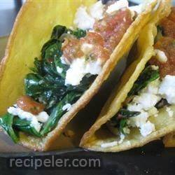 Chard Tacos