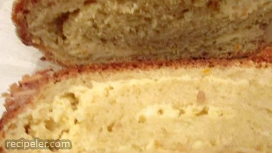 Cheese-Filled Easter Polish Bread (Babka)