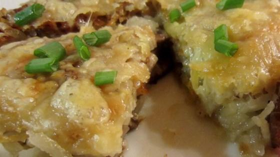 cheese rosti (roschti)
