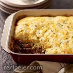 Cheesy Cornbread Casserole